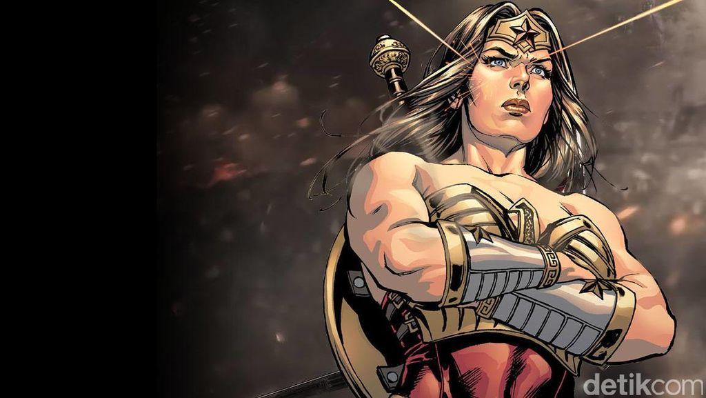 Dua Perempuan di Antara Wonder Woman