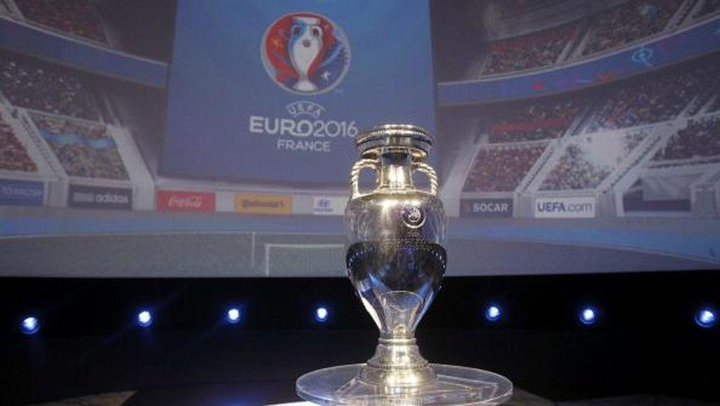 Piala Eropa 2016 Tidak Mungkin Dibatalkan