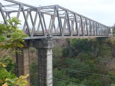 Ngeri, Ada Jembatan Dilarang Bunuh Diri di Kupang!