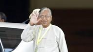 Presiden Myanmar Mendadak Mengundurkan Diri