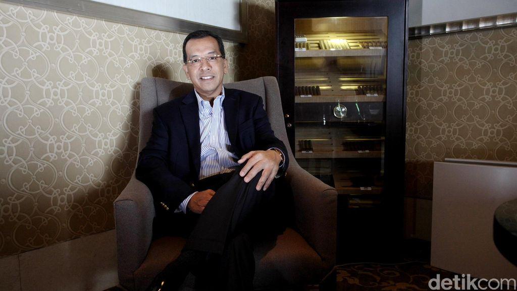 Kiprah Emirsyah Satar Selama di Garuda Indonesia