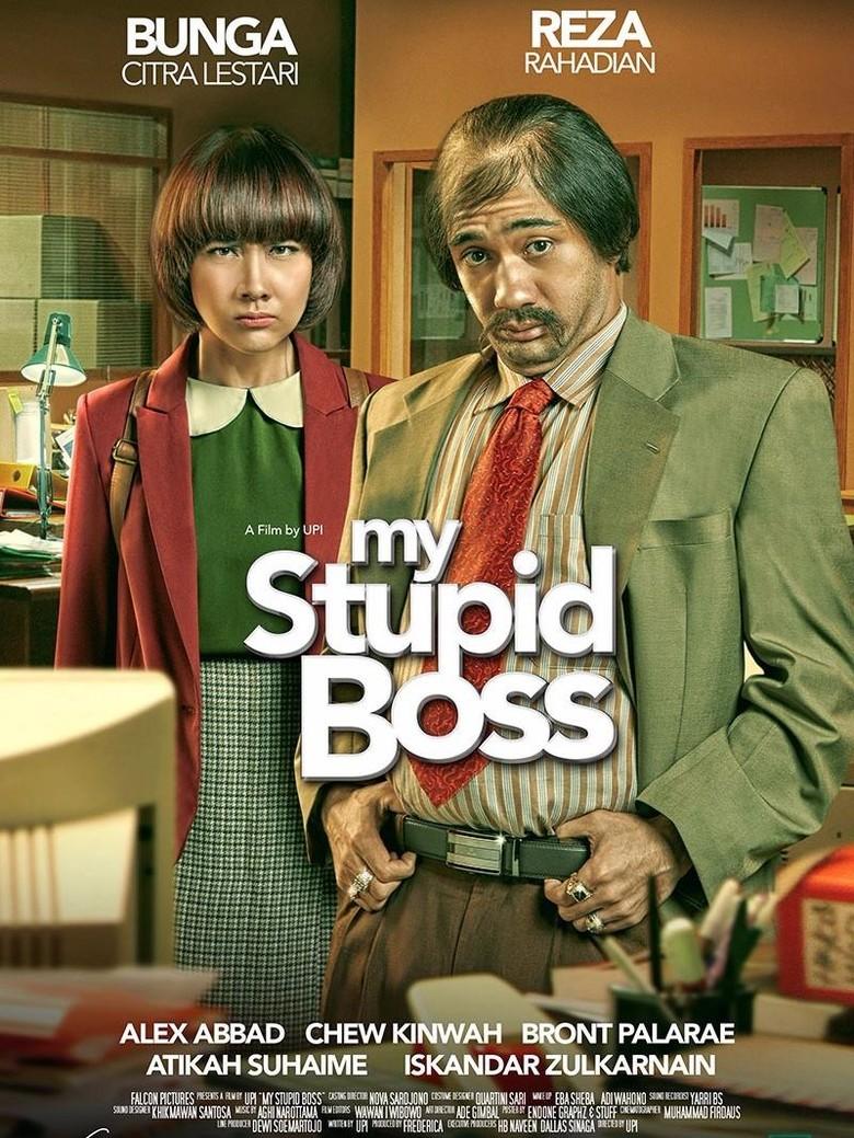 Melihat Transisi Reza Rahadian Menjadi Sosok Bossman dalam My Stupid Boss