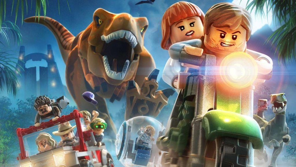 Main Lego Jurassic World Kini Bisa di Ponsel