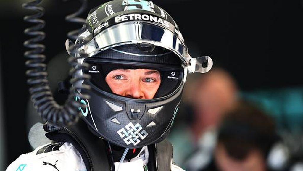 Rosberg Terdepan, Rio Debutan Tercepat