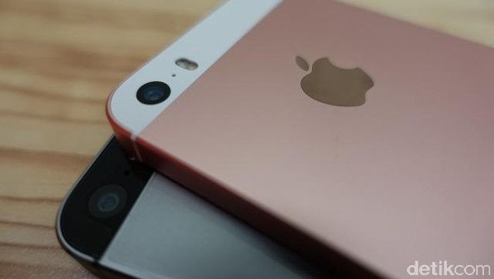 Ilustrasi iPhone Foto: detikINET/afr