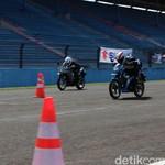 Drag Race Suzuki Satria dengan GSX 1000, Motor 150 cc dan 250 cc, Ini Hasilnya