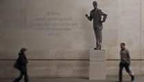 Patung Sastrawan George Orwell Ada di London!