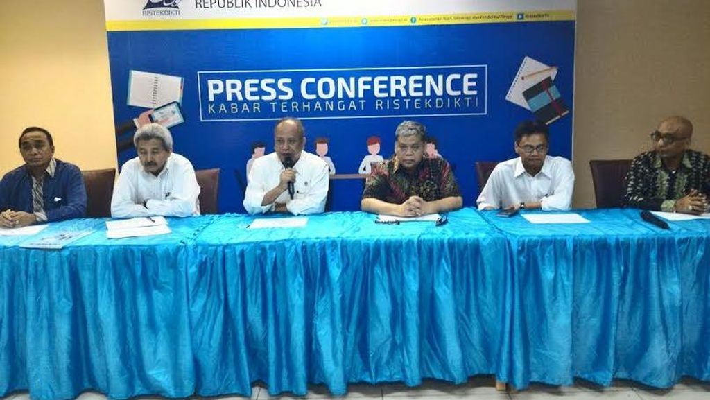 Jokowi Minta SDM Blok Masela dari Maluku, Menristekdikti Langsung Bergerak