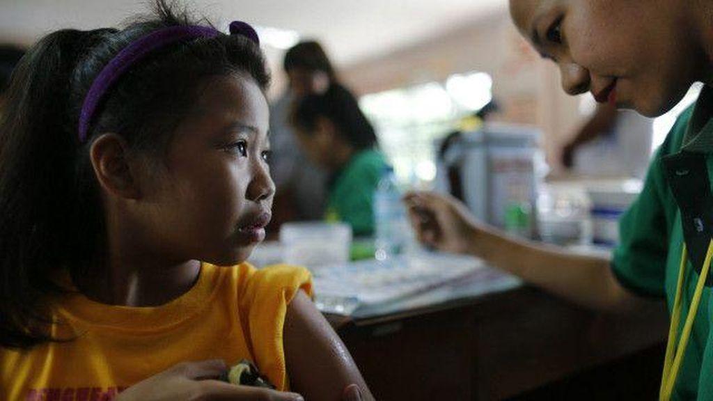 Vaksin Dengue Diklaim Berisiko, Begini Penjelasan Pakar