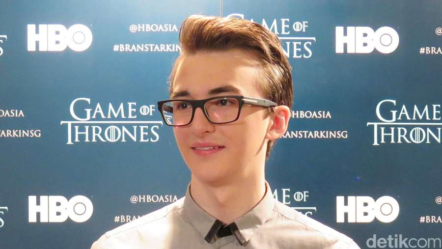 Ngobrol Bareng Bran Stark Game of Thrones di #GoTAsiaWoW
