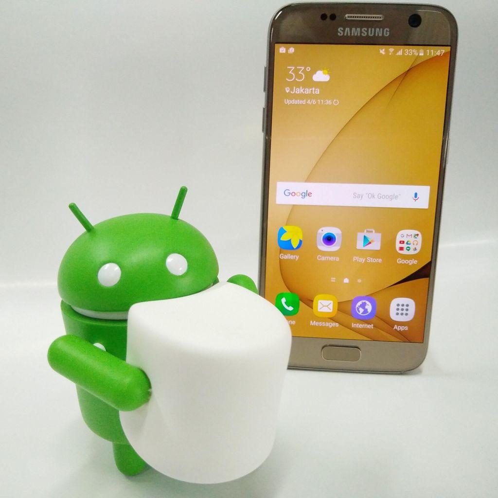 Begini Cara Google Bentengi Android dari Virus