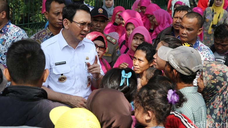 Solusi Ahok Atasi Banjir Jakarta, dari Pompa hingga Pasukan Oranye