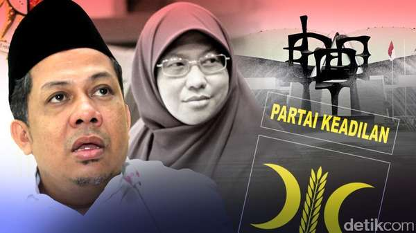 Ledia Lepas Komisi VIII, PKS Tagih Pergantian Fahri dari Kursi Pimpinan DPR