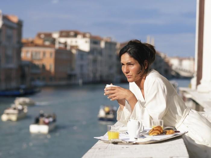 Meskipun sedang diet, jangan pernah lewatkan sarapan. Foto: thinkstock