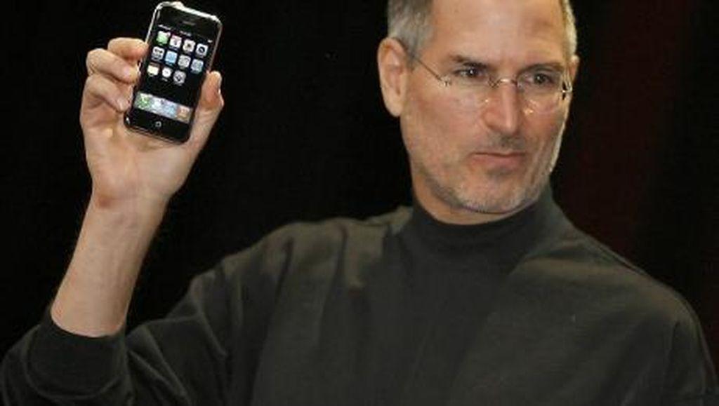 iPhone Bukan Mahakarya Steve Jobs