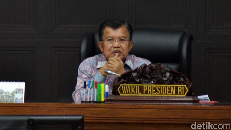 Ada Dana Reboisasi Rp 4 T, JK Ingin Banjir di Bandung Teratasi
