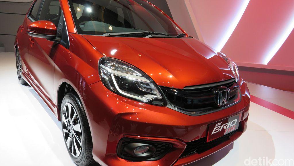 Honda Belum Akan Permak Brio Tahun Ini