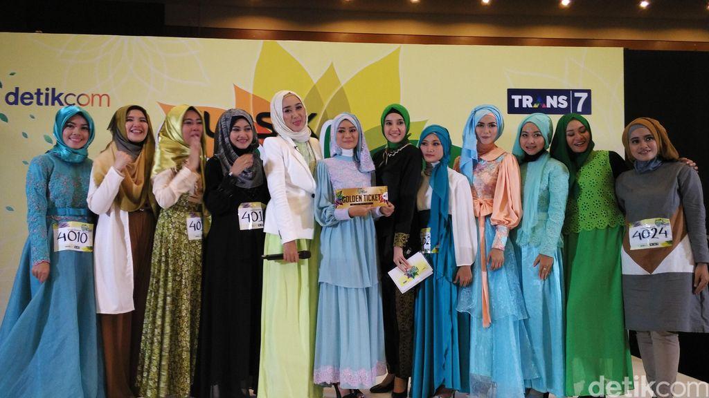 10 Peserta Sunsilk Hijab Hunt 2016 Bandung yang Lolos ke Babak Voting