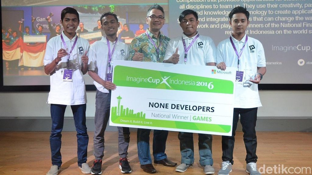 Madura, Jagoannya Developer Game