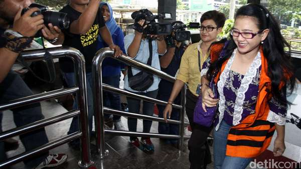 Damayanti: Rp 1 M Untuk Kampanye Walkot Semarang, Cawabup Kendal dan Kegiatan DPC