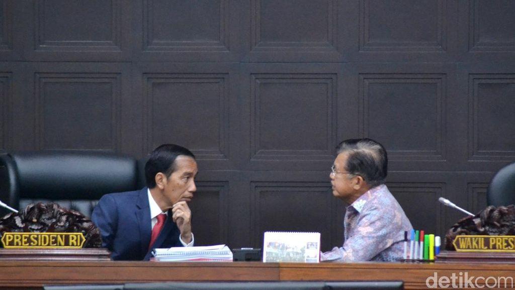 2 Tahun Jokowi-JK, Bangun Ekonomi di Daerah Perbatasan Hingga Berantas Pungli