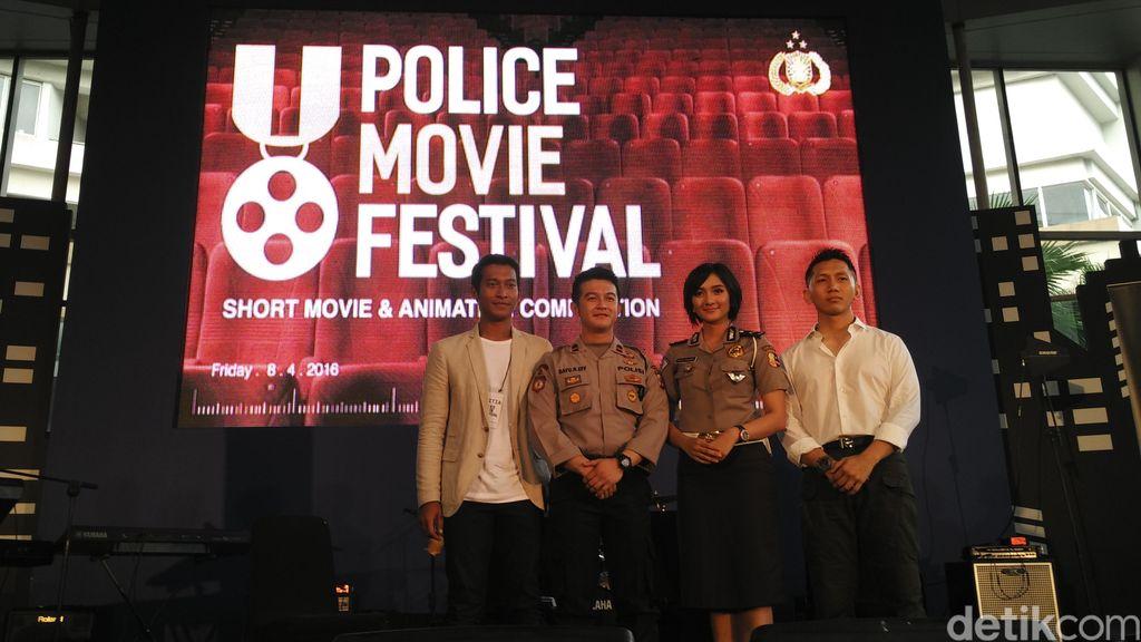 Masuk Tahun ke-3, Ini yang Beda di Police Movie Festival 2016