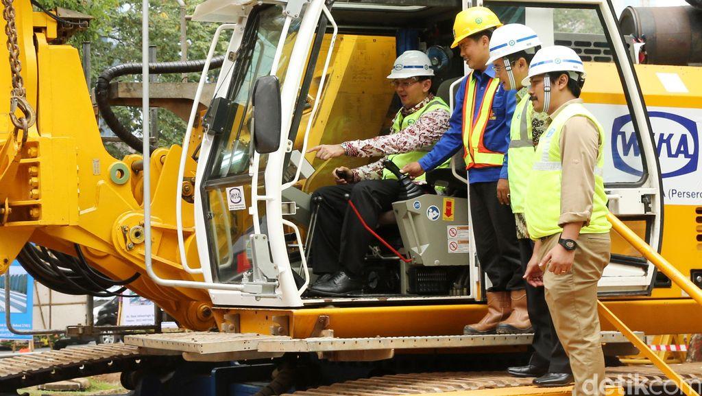 WIKA Mulai Bangun Jalan New Semanggi Rp 345 M