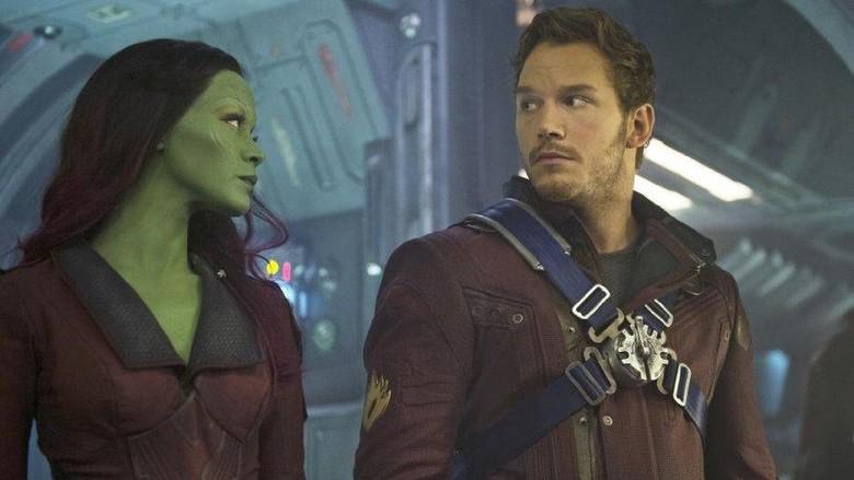 Akan Ada Chris Pratt dan Thor dalam Avengers: Infinity War