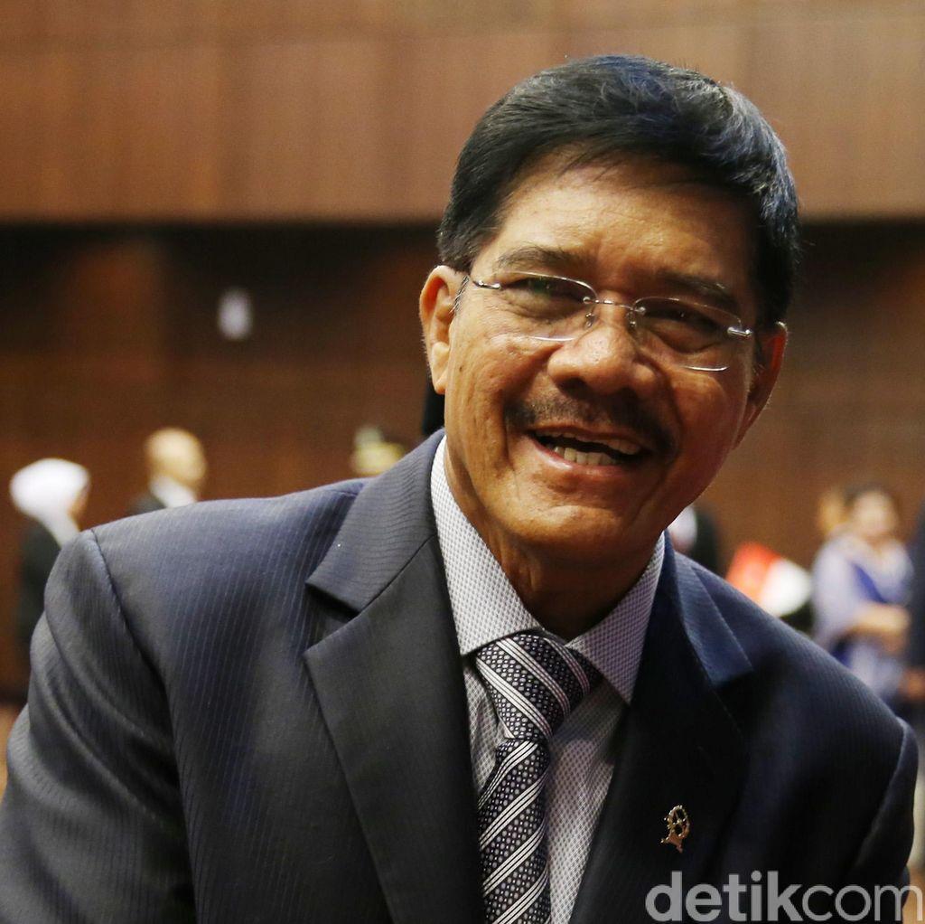 Ketua MA, Panitera PN Jakpus dan Saksi Nikah