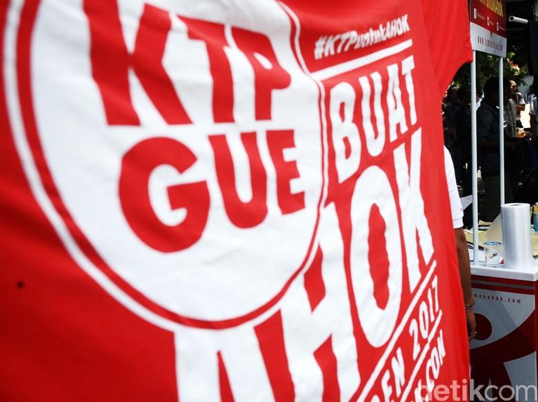 Teman Ahok Rayakan 1 Juta KTP, PDIP: Itu Kedaulatan Politik untuk Deklarasi
