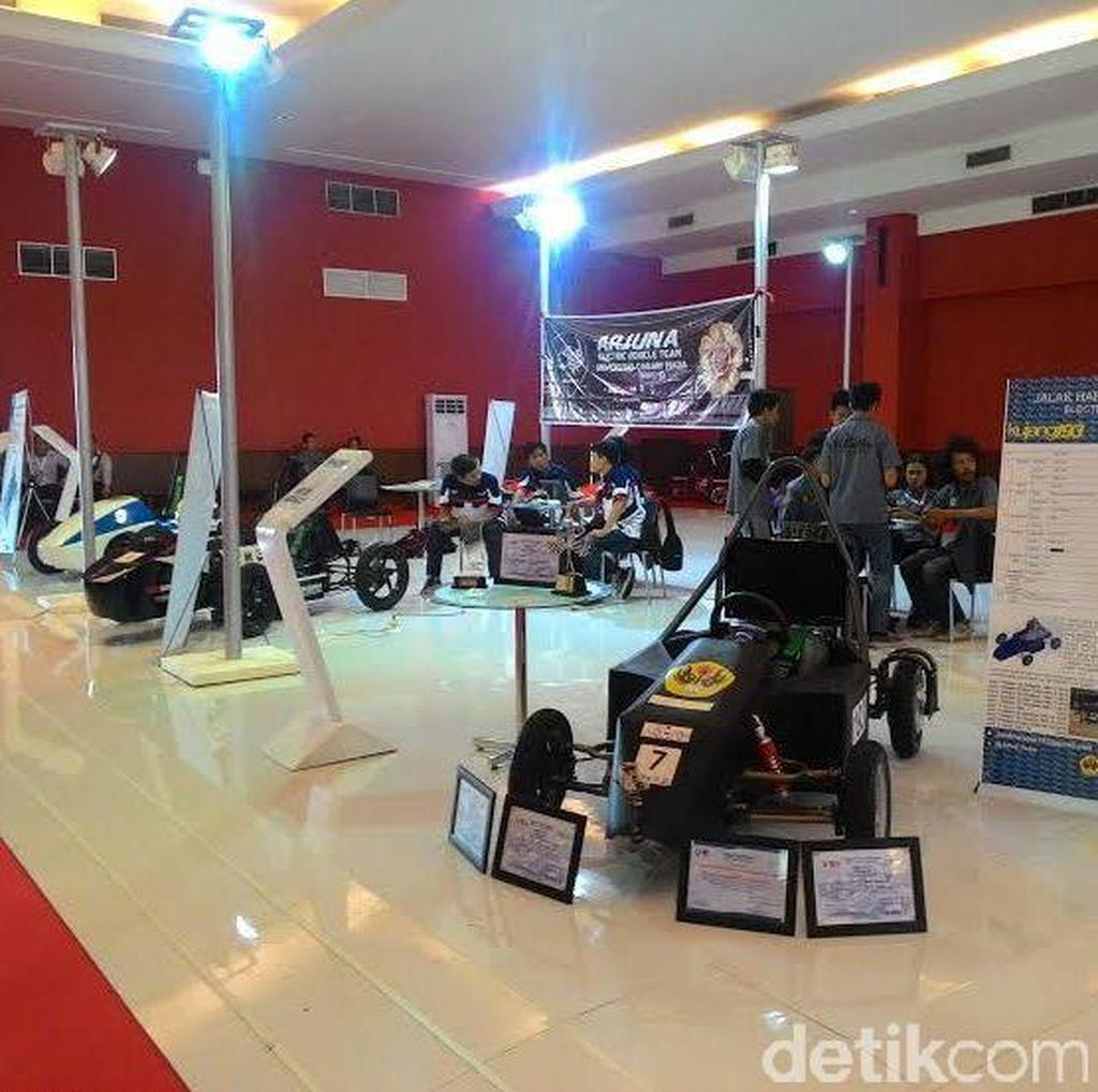 Pemerintah Siapkan Program Agar Mobil Mahasiswa Bisa Diproduksi