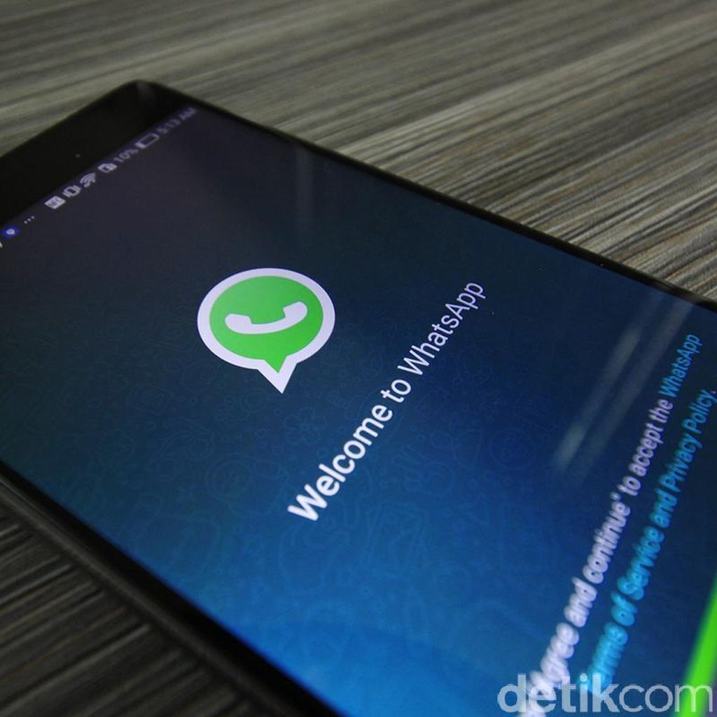 Lokasi Bisa Dipantau via WhatsApp, Setuju Atau Tidak?
