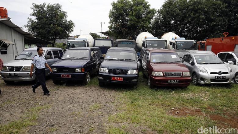 Putusan MA Lamban, Mobil Rampasan dari Terdakwa Korupsi Jadi Besi Tua