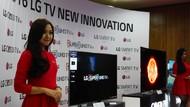 Jajaran TV Anyar LG Dibekali Kecerdasan Buatan