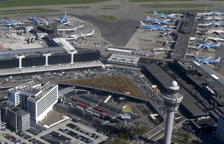 Bandara Schiphol Amsterdam Lumpuh Sementara Akibat Listrik Padam