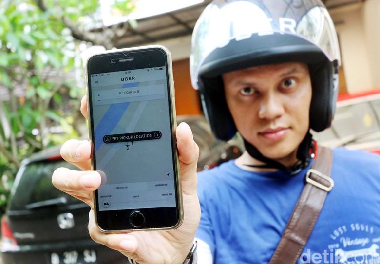 Ojek Online Bikin Industri Motor Bergairah