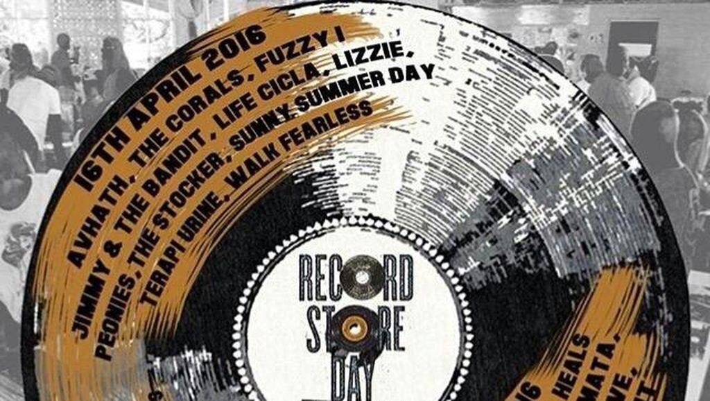 Hari Ini, Rayakan Record Store Day 2018 di Mana?