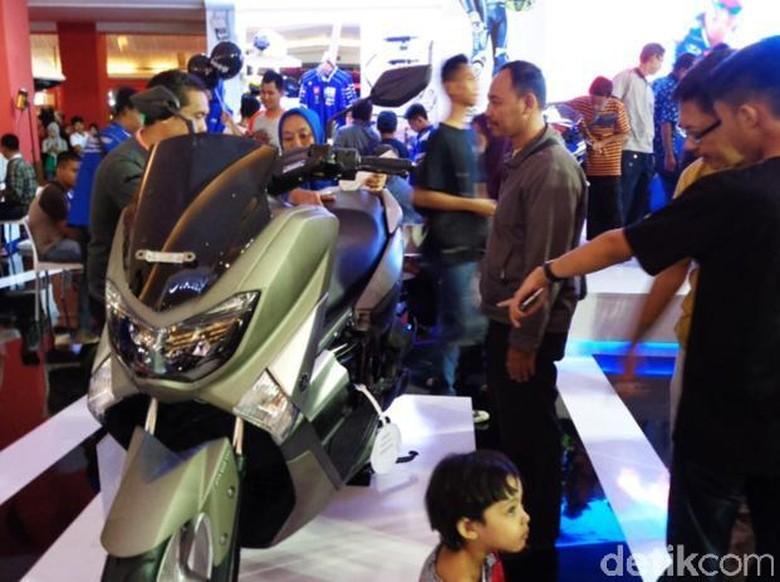 Ekspor Motor 2014-2016 Meningkat Hampir 1.000 Persen