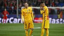 Neymar Umumkan Pergi dari Barca di Pesta Pernikahan Messi