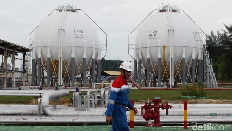 Konsumsi Energi di RI Meningkat 5,9% di 2016