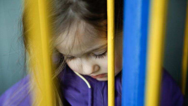 Ilustrasi anak dengan autisme/ Foto: thinkstock