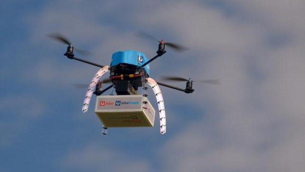Ribuan iPhone Senilai Rp 1 Triliun Diselundupkan Lewat Drone