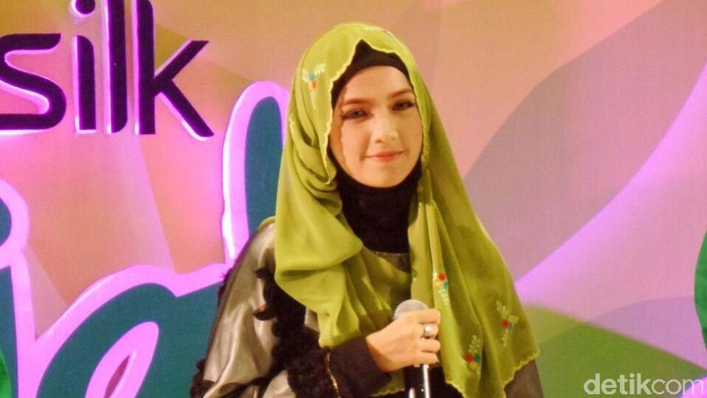 Beatbox Sambil Catwalk, Peserta Sunsilk Hijab Hunt Curi Hati Dhini Aminarti