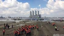 Disegel Nelayan, Begini Kondisi Daratan Pulau G di Teluk Jakarta