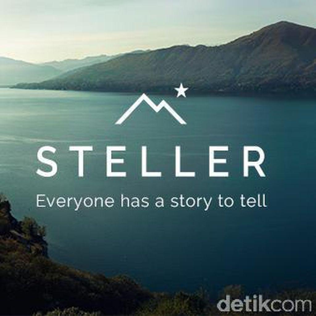 Steller: Keseruan Berbagi Cerita yang Lagi Kekinian