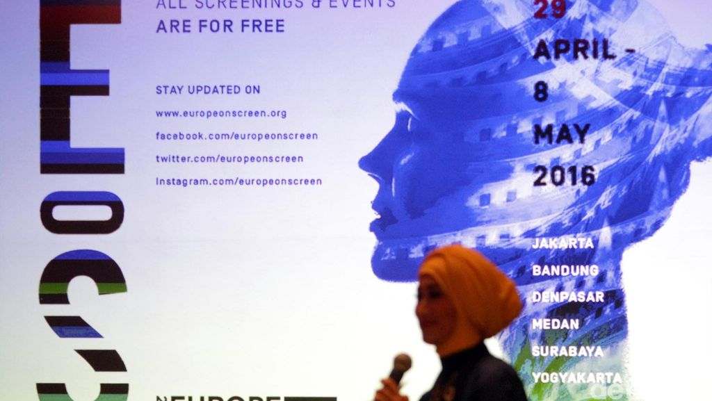 Festival Film Eropa Akan Digelar di Indonesia