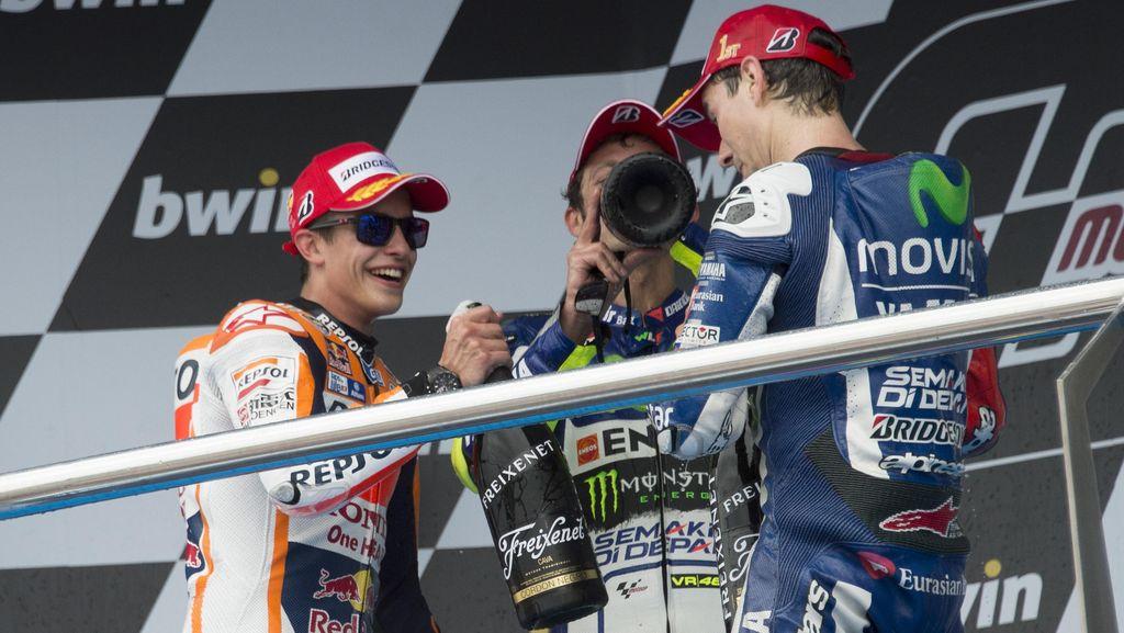 MotoGP Sampai di Eropa, Saatnya Duel Sengit Lagi di Jerez