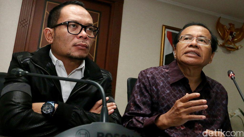 Rizal Ramli Dan Hanif Dhakiri Bahas Peningkatan Kompetensi Tenaga Kerja