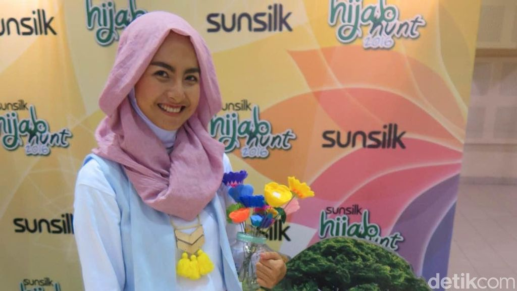 Mentari Ingin Wujudkan Mimpi Jadi Enterprenuer Melalui Sunsilk Hijab Hunt
