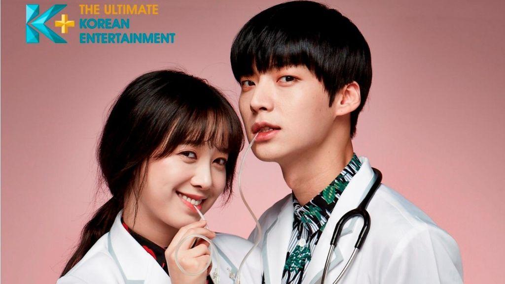 Tonton Lagi Blood, Drama Awal Kisah Cinta Ahn Jae Hyun dan Goo Hye Sun!
